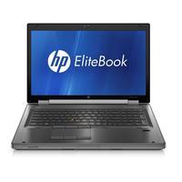 HP ELITEBOOK 8760W 17''HD+ LED